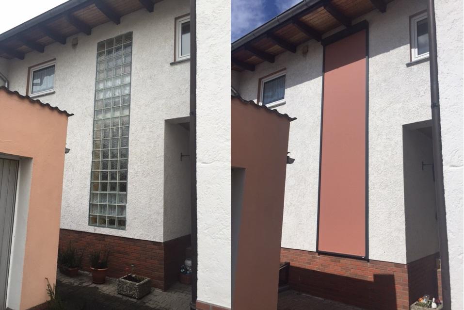 Zip-Screen Sonnenschutzanlage von Mauersberger aus Wiesbaden