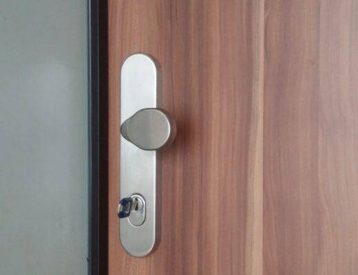 Wohnungseingangstür HOMEtherm - RC2 Sicherheitstür