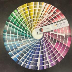 Colour on Demand - RAL - Frische Farben für die Terrasse